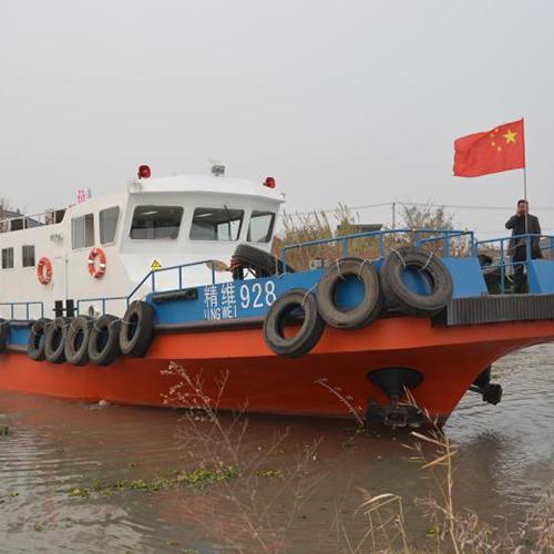 单体维护船