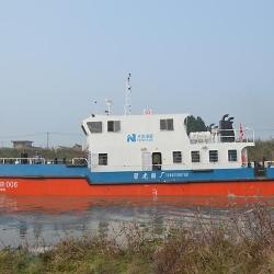 双体维护船